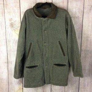 Tsunami Sport Soft Fleece Herringbone Jacket XL**